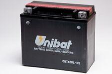 BATTERIA UNIBAT  CBTX20L -BS  TRIUMPHTiger XR800     15