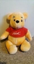 VINTAGE DISNEY CHRISTOPHER ROBIN WINNIE THE POOH EURO DISNEY OFFICIAL PLUSH