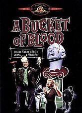 A Bucket of Blood (DVD, 2000)