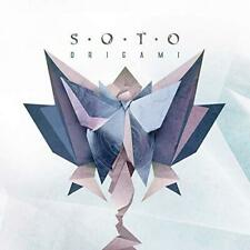 SOTO - Origami (Limited Edition) (NEW CD)