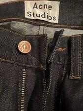 Acne Studios Ace Comfort RW Jeans Men 29 X 34 Euc