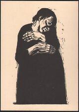 Kollwitz Kate. Série complète de neuf cartes avec pochette illustrée. Vers 1940