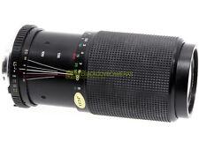 Minolta MD zoom Kalimar 80/200mm. f4,5-5,6 Multi coated Macro.