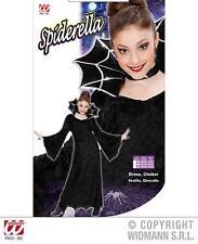 Childrens Spider Vampire Fancy Dress Costume Girls Halloween Outfit 158Cm