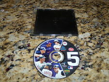 Post Cereal Nl Central Baseball Windows (PC) Game