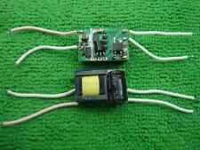 200PC 1*3W LED Driver for GU10 E27 E14 B22 3W Led Driver LED Drive Power Supply