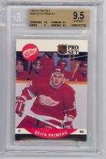 1990 Pro Set Keith Primeau (Rookie Card) (#606) BGS9.5 BGS