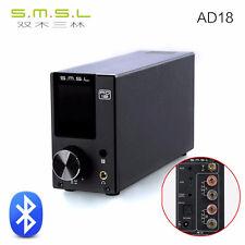 SMSL AD18 80W*2 CSR A64215 DSP HIFI Bluetooth Pure Digital Audio Amplifier