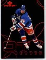 1998-99 Upper Deck MVP Hockey OT Heroes Insert Singles (Pick Your Cards)
