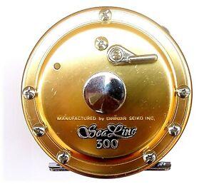 Vintage Daiwa Multirolle 300 Sealine Metall Made by Seiko Japan