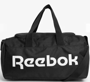 Reebok Active Core Small Grip Duffle Bag - Black BNWT