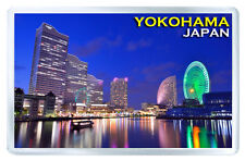Yokohama Japan Fridge Magnet Souvenir Magnet Kühlschrank