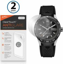 Tag Heuer Connected Modular 45 Screen Protector ClearTouch Crystal HD New 2Pcs