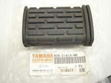 Yamaha XV1000 XV 1000 1986 86 Front Foot Rest Peg Rubber