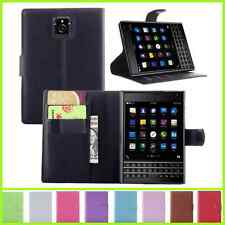 Luxury Flip Card Wallet PU Leather Case Stand Cover For BlackBerry Passport Q30