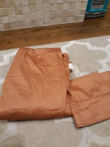 Sonoma Dark Red Twin Flat Sheet and Standard Pillowcase Brown