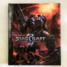 The Art of Starcraft II Wings of Liberty Art Book Hardcover 2009