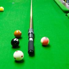 1PCS Telescopic Pool Cue Extension Stick Extreme Extender for Billiards Black