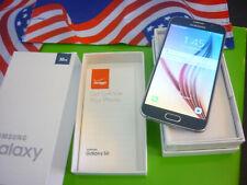 Samsung Galaxy S6 - 32GB - Black Sapphire - Verizon - Great Condition