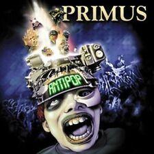 Primus - Antipop (NEW CD)