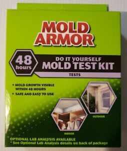 Mold Armor FG500 Indoor/Outdoor Do It Yourself Mold Test Kit FREE SHIPPING