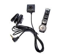 Lawmate, CMD-BU18, Button / Screw Camera with Microphone, Pinhole, 550 TVL