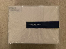 Sheridan - Single - Bed Quilt Cover Set - 140cm x 200cm (inc One Pillowcase)