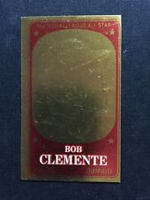 1965 Topps Embossed Bob Roberto Clemente Pittsburgh Pirates #19 NM-