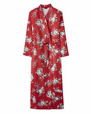 Simply Be Womens Pretty Secrets Printed Satin Gown