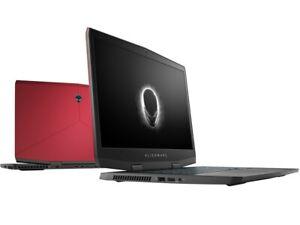 Dell Alienware M15 R1 Gaming Laptop 8th Gen i7 GTX1060 FHD IPS 144Hz SSD