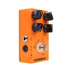 Practical Overdrive Guitar Pedal Caline CP-18 Pre AMP Pedal Orange