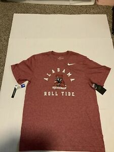 Nike Alabama Crimson Tide Vault Marled Men's Size: Medium Shirt Tee NWT