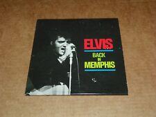 ELVIS PRESLEY Back In Memphis CD Japan 10 tracks RCA  RARE