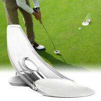 Golf Putting Training Aid Pressure Putt Practice Trainer Aid Portable In/Outdoor