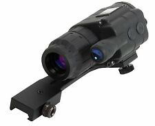 New! Authentic Sightmark Ghost Hunter 2x24 Night Vision Riflescope SM16012