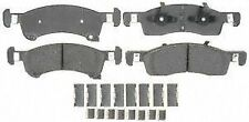 ACDelco 17D934CH Front Ceramic Brake Pads