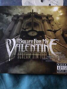 Bullet For My Valentine Scream Aim Fire [CD + DVD], Album