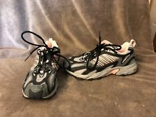 Women's Adidas Trail Cushion Black Gray and Pink Shoes Size 6 M