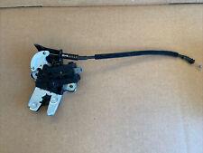 2009-2012 Volkswagen CC / GTI / EOS Trunk Lock Latch Actuator 4F5827505D