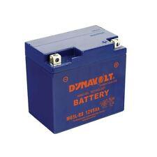 Dynavolt Motorcycle GEL Nanotechnology UPGARDE DB Series Battery 12V-MGCB12AA