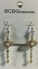 Drop $20 Value #Bc411325 Bcbgeneration Gold Silver Pearl Crystal