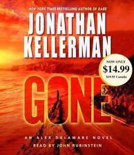 Jonathan Kellerman GONE CD - New - L@@k.