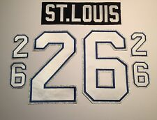 Tampa Bay Lightning Jersey Lettering Kit Any Name/Number