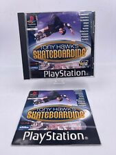 Tony Hawk's Skateboarding (Sony PlayStation 1, 1999) Anleitung+OVP PS1