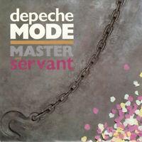 "Depeche Mode – Master And Servant Vinyl, 7"", 45 RPM, Single"