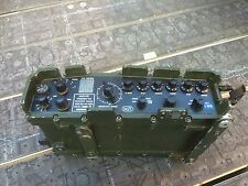 Clansman Military UK RT320/1 HF 2 to 30MHz 30w PEP Thick Finned Modified w/ LSB
