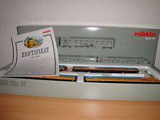 "Märklin 37500 ""Northlander II"", 4-teilig, Nr. 6236 von 7000 Stück, mit O-Karton"
