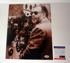 FRANCIS FORD COPPOLA THE GODFATHER SIGNED AUTOGRAPH 11X14 PHOTO PSA/DNA COA #2
