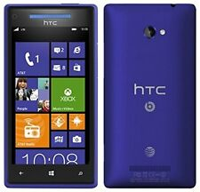 HTC Windows Phone 8X - 8GB - (AT&T) Purple - EXCELLENT CONDITION - Smartphone