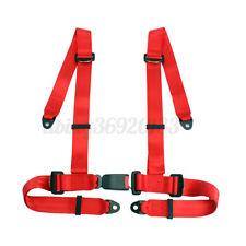 Point 4 - Sport Racing harnais ceinture ceinture fixation montage rapide !